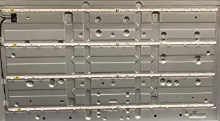 FULL SET OF BACKLIGHTS / LED STRIPS D3GE-500SMA-R3/D3GE-500SMB-R2 FOR UN50H6201AFXZA