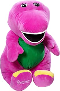 barney cuddly toy