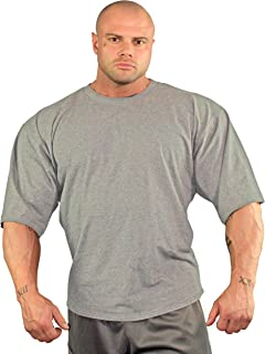 Men's Vintage Bodybuilder Shirt. 2.0 Custom Fit!