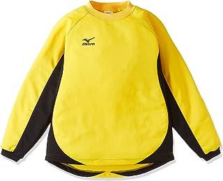 (ミズノ)MIZUNO サッカーウェア キーパーシャツ(肘パッド付) 62SK811[ジュニア]
