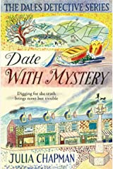 Date with Mystery: Curtains Are Twitching in This Charming Whodunit (The Dales Detective Series Book 3) (English Edition) Format Kindle