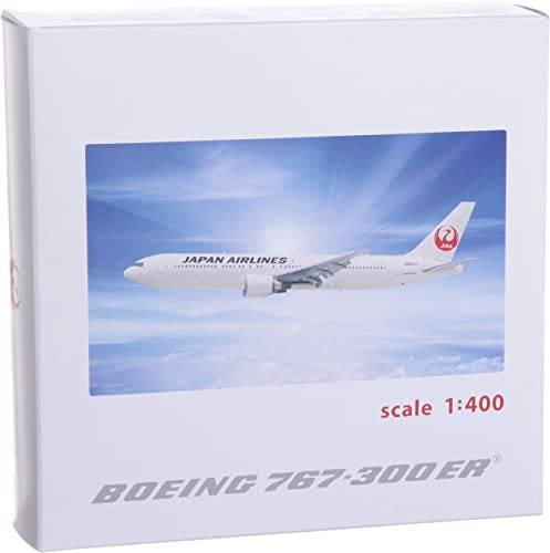 Boeing 767-300 JAL NEW LIVERY 2011 Scale 1 400