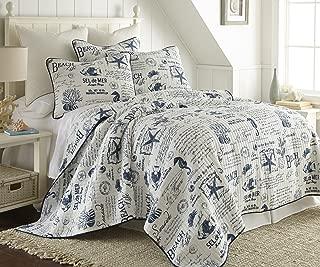 beach king quilt