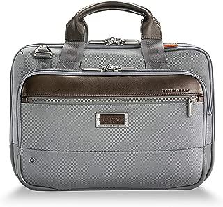 Briggs & Riley @work Slim Briefcase, Gray