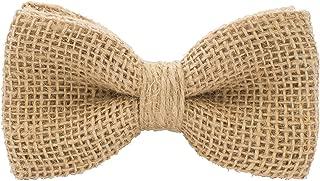 rustic bow tie