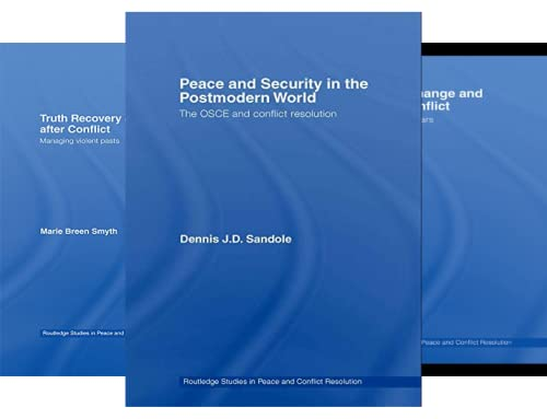 Routledge Studies in Peace and Conflict Resolution (46 Book Series)