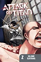 attack on titan manga book 2