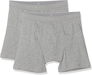 Fruit Of The Loom Mens Classic Boxer Shorts (Pack Of 2)