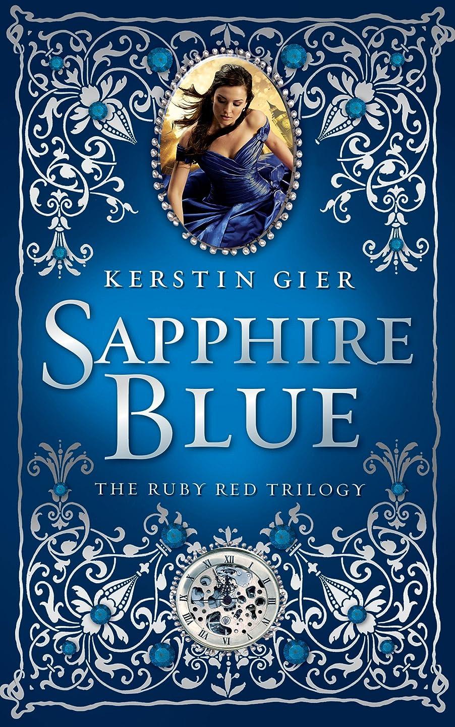 クリーナー公使館トラックSapphire Blue (Ruby Red Trilogy Book 2) (English Edition)