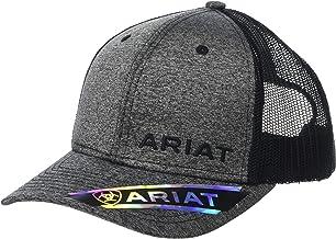 ARIAT Men's Offset Logo Richardson 112 Snapback Cap
