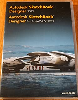 Autodesk Sketchbook Designer 2012 Autodesk Sketchbook Designer for AutoCAD 2012