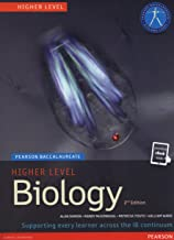 Pearson Bacc Bio HL 2e bundle (2nd Edition) (Pearson International Baccalaureate Diploma: International Editions)