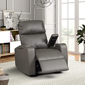AC Pacific Recliner, Gray