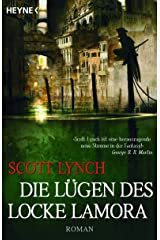 Die Lügen des Locke Lamora: Band 1 - Roman (German Edition) Kindle Edition