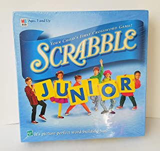 Scrabble Junior: Your Child's First Crossword Game! (1999 Vintage)