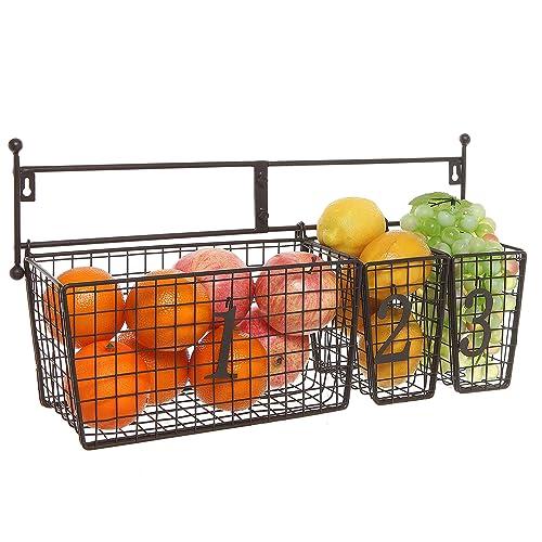 Hanging Wall Baskets Amazon Com