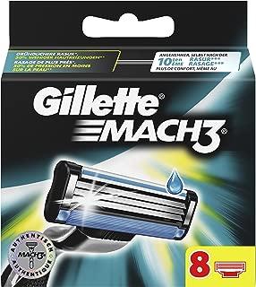 Gillette Mach3Razor Blades for Men