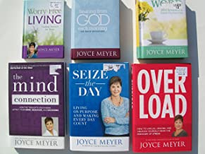 Hearing From God Each Morning - Wake Up to the Word - Worry-Free Living - Mind Connection - Seize the Day - Overload (Set of 6 Books)