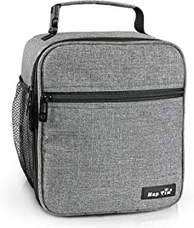 Insulated Lunch Box for Men/Women/Adults,Reusable Lunch Bag,Tough & Spacious Adult Lunchbox(AE-18654-G)