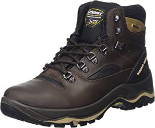 Grisport Italian Made Quatro Waterproof and Breathable Hiking and Trekking Boot, Unisex