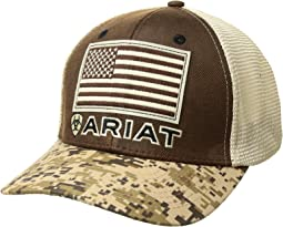 Ariat - Sport Patriot Snapback Cap