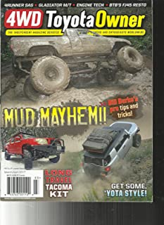 4wd toyota owner magazine