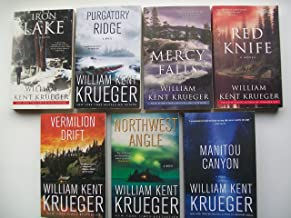 Cork O'Connor Mystery Series (Set of 7) Iron Lake; Purgatory Ridge; Mercy Falls; Red Knife; Vermilion Drift; Northwest Ang...