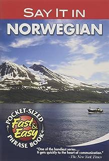 Say it in Norwegian