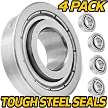 HD Switch (4 Pack) Front Wheel Bearings Replaces/Upgrades Bad Boy Mowers 022-7009-00-5/8