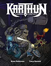 Evil Hat Productions Karthun Lands of Conflict Role Playing Supplement Board Game