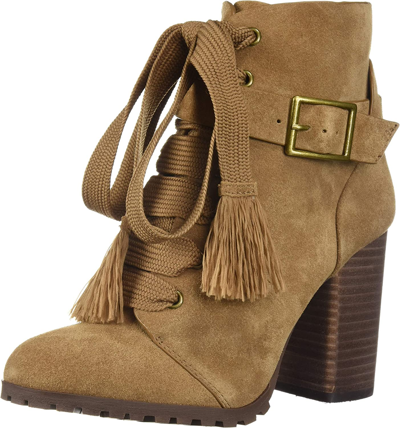 Splendid Womens Cesar Ankle Boot