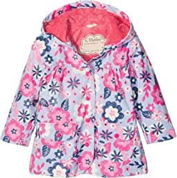 Hatley Kids - Sketchy Flowers Raincoat (Toddler/Little Kids/Big Kids)