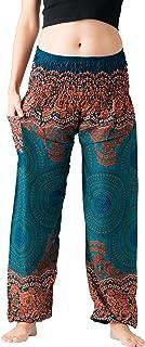 B BANGKOK PANTS Women's Harem Boho Pants Hippie Clothes