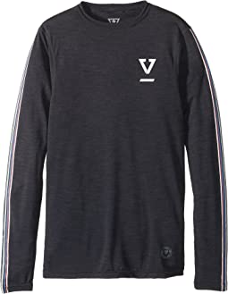 VISSLA Kids - Dredgers Lycra Long Sleeve Shirt (Big Kids)