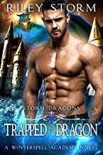 Trapped by the Dragon (Storm Dragons Book 2) (English Edition)