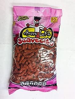 Authentic Sabores-Chaca Chaca Churro Loko Dulce Botanero 400g and Rockaleta Chili Layers Capas de Chile 5 pieces/24gc/u