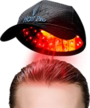 HairPro Laser Hair Growth Light Therapy   Natural Hair Loss Treatment for Women & Men   Stimulates Growth, Reverses Thinning   2 FREE Gifts
