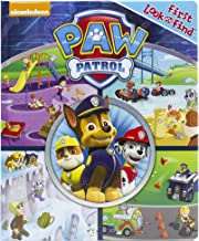 Nickelodeon Paw Patrol - First Look and Find Activity Book - PI Kids
