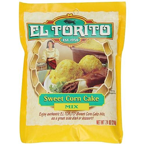 El Torito Sweet Corn Cake, 7.4 oz