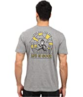 Life is Good - Long May You Run Pocket Crusher Tee