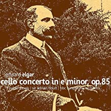 Elgar: Cello Concerto in E minor