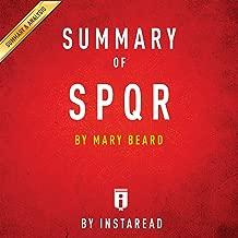 Summary & Analysis of SPQR, by Mary Beard