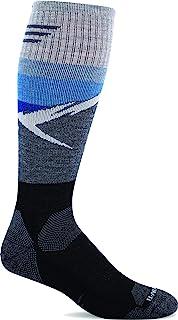Sockwell Men's Modern Mountain OTC Moderate Graduated Compression Sock