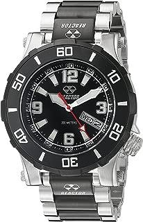 REACTOR Unisex 45501 Atlas Analog Display Quartz Two Tone Watch