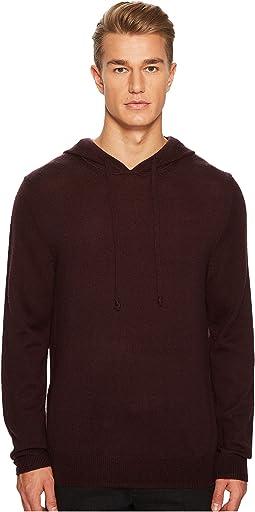 Vince - Side Zip Hooded Pullover