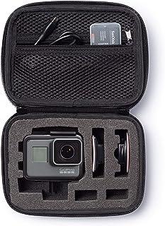 Amazonベーシック カメラケース (GoProカメラ用) キャリングケース XSサイズ ブラック