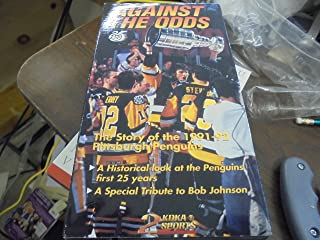 Against the Odds: The Story of the 1991-1992 Pittsburgh Penguins VHS