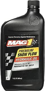 Mag 1 TV207511 QT Snow Plow Oil