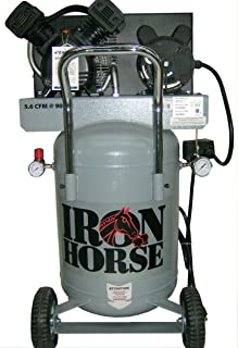 Iron Horse IHP5120V1-US 20-Gallon 125 PSI Max Electric Compressor
