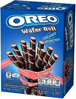 Oreo Strawberry Wafer Roll, 54 g